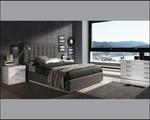 Уникални тапицирани легла с голяма табла по клиентски размери