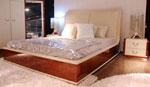 Поръчкова тапицирана спалня 710-2735
