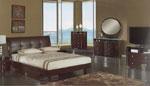 Уникален дизайн на спалня с тапицерия 734-2735