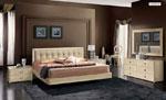 Спалня с тапицерия по уникален дизайн 735-2735