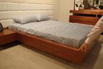 Тапицирано легло по индивидуален дизайн 749-2735