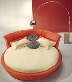 Кръгла спалня - индивидуален проект 929-2735