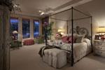 спални с балдахин от ковано желязо София