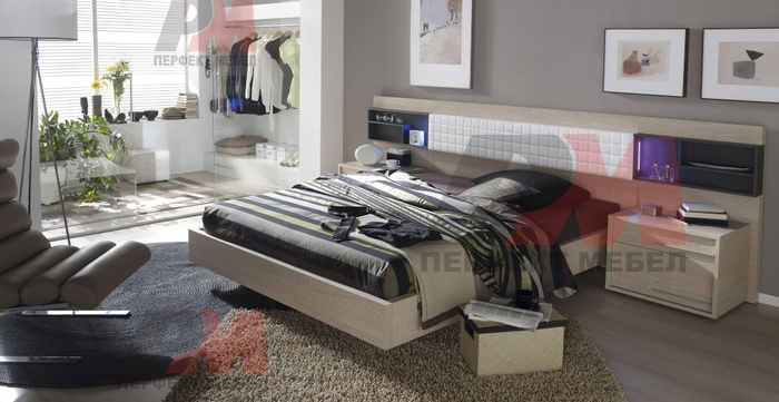 спални модерни комплекти по поръчка