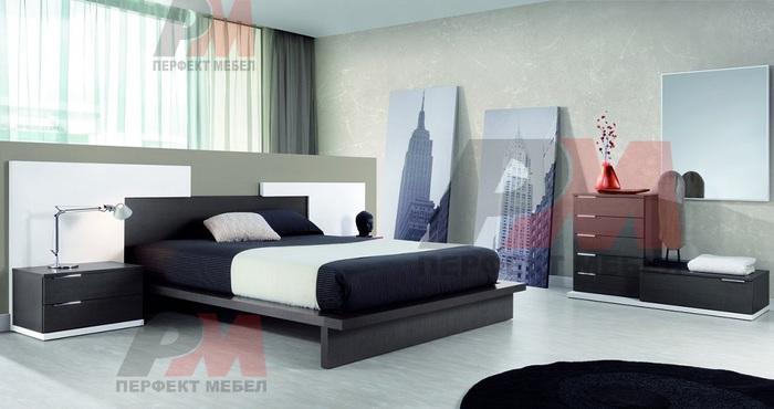 модерни дизайнерски спални
