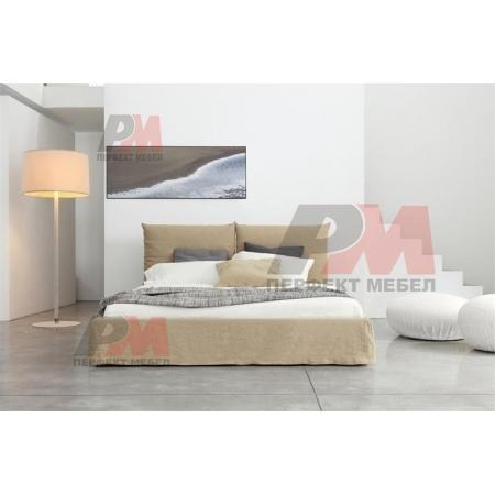 Удобни евтини тапицирани легла